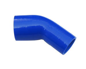 45 Degree Silicone Elbow Reducer