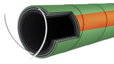 EPDM Chemical Suction & Delivery Hose