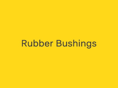 Rubber Bushings